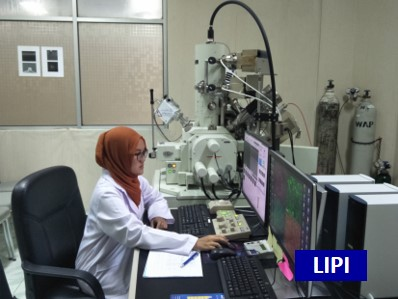 P2 Fisika_Layanan FE-SEM  + EDS (Mapping)