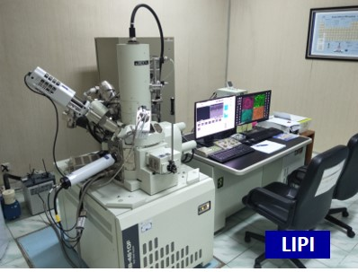 P2 Fisika_Layanan Focused Ion Beam (FIB) (FIB+EDS) Sampel Logam/Alloy